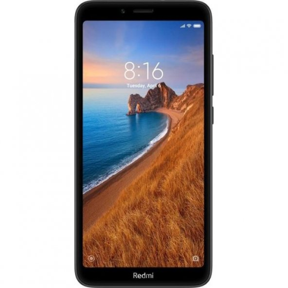 Xiaomi Redmi 7A 16 GB Siyah (Xiaomi Türkiye Garantili)