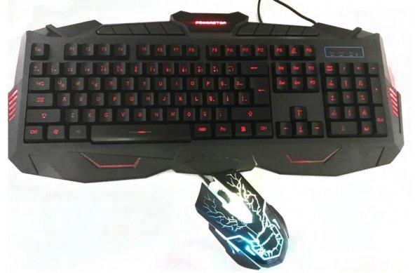 Oyuncu Klavyesi Gaming Keyboard V100