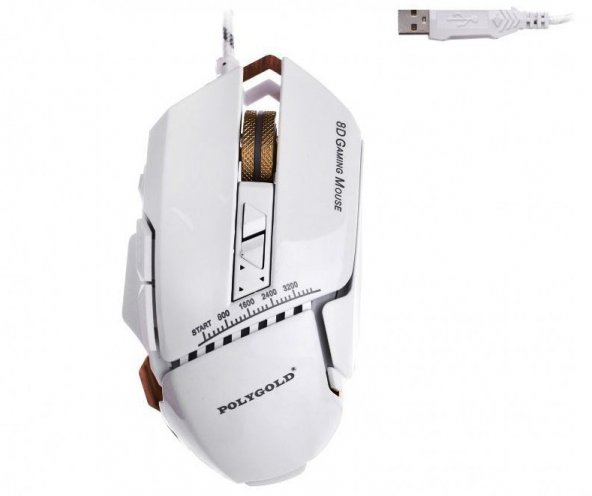 Profesyonel Oyuncu Mouse 8D