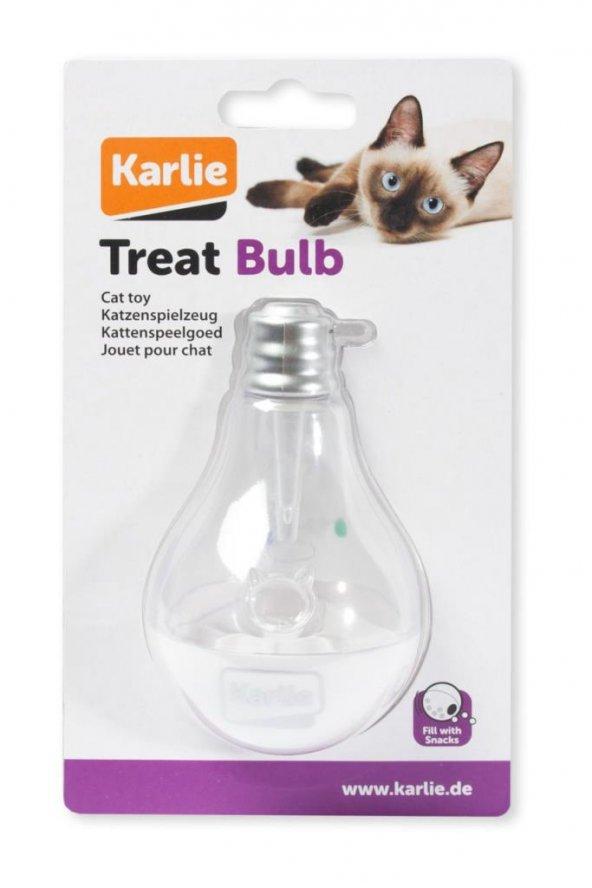 Karlie Ledli Ampul Kedi Oyuncağı 7*11 cm
