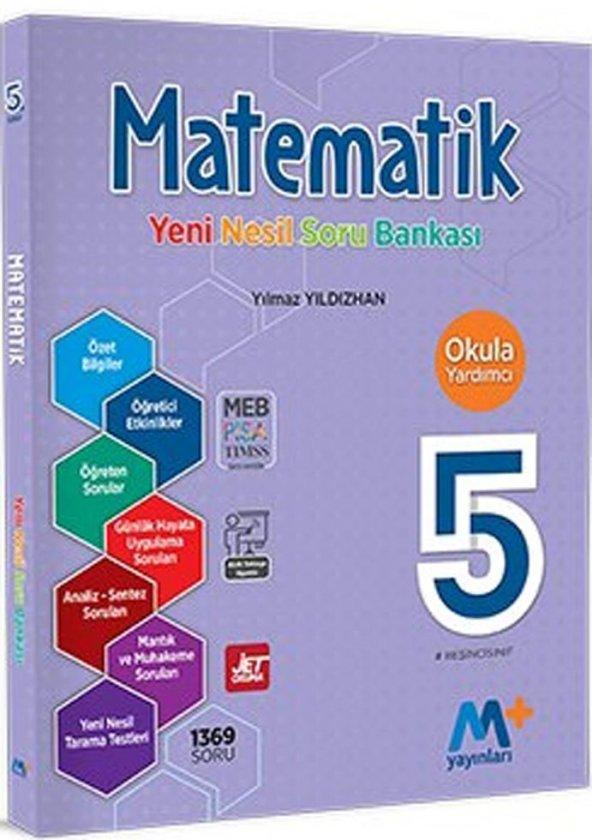 Martı Yayınları 5. Sınıf Matematik Yeni Nesil Soru Bankası