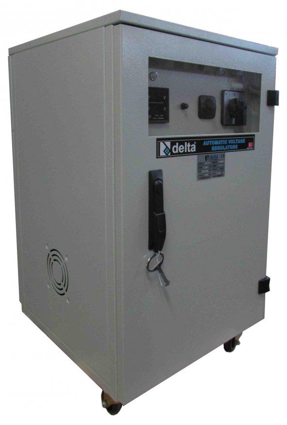 Delta 50 Kva Servo Monofaze Voltaj Regülatörü 140-240 V