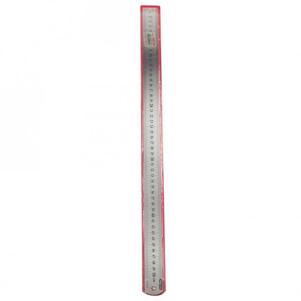 Bigpoint Çelik Cetvel 50 cm