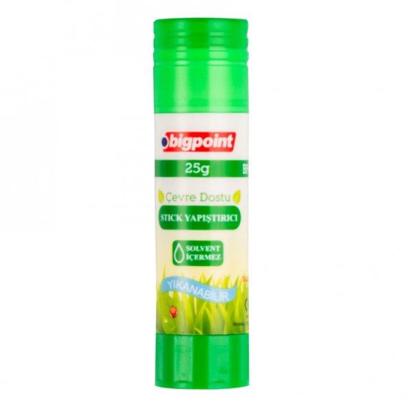 Bigpoint Stick Yapıştırıcı Eco Friendly 25 gram