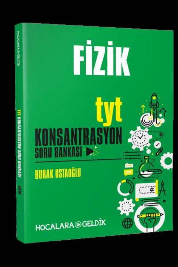 TYT FİZİK KONSANTRASYON SORU BANKASI