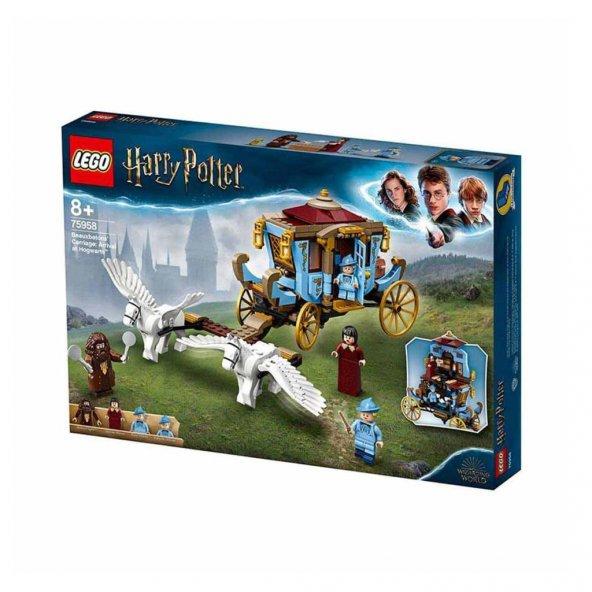 LSH75958 Harry Potter Beauxbatons Arabası /430 pcs/ 8-14 yaş LEGO