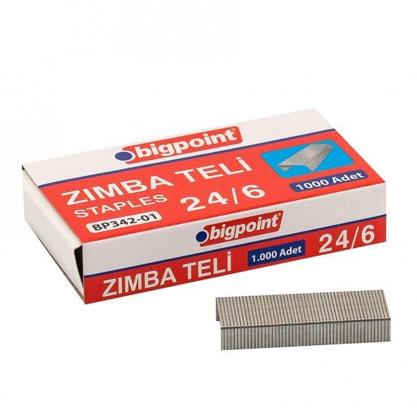 Bigpoint Zımba Teli No:24/6