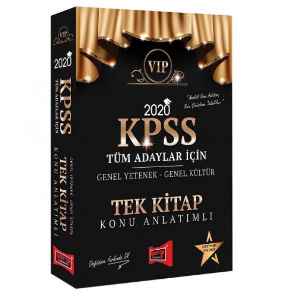 Yargı Kpss Genel Yetenek Genel Kültür Tek Kitap Konu - Tüm Adaylar 2020