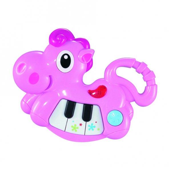Weidey Mini At Piyano Işık Müzikli