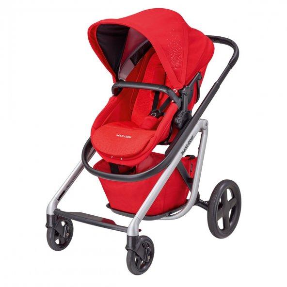 Maxi-Cosi  Lila Bebek Arabası / Nomad Red