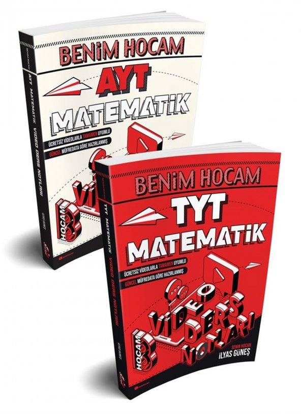 Benim Hocam Yayınları 2020 TYT-AYT Matematik Video Ders Notları Seti