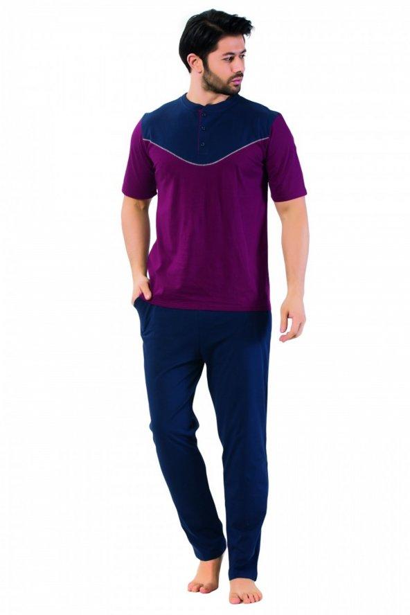 Akbeniz Erkek Pijama Takımı 6607