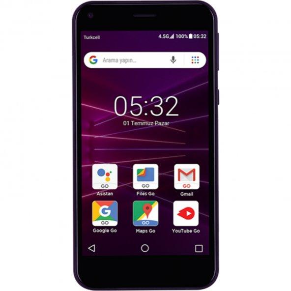 Vestel Venüs GO 8GB Siyah Cep Telefonu - Distribütör Garantili