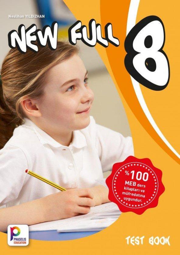 New FULL 8 Test Book