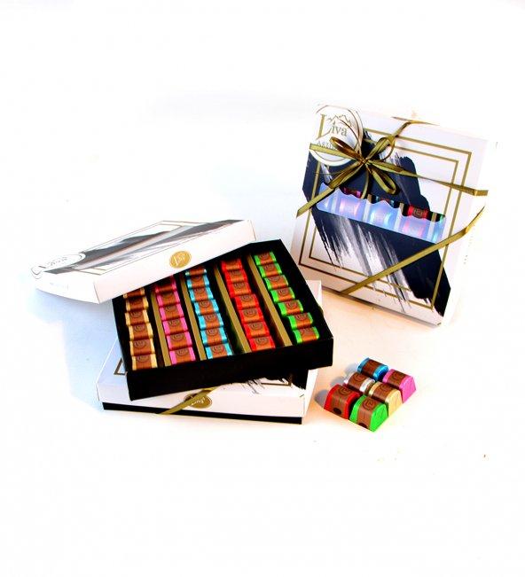 Liva Baton Çikolata Handmade Serisi