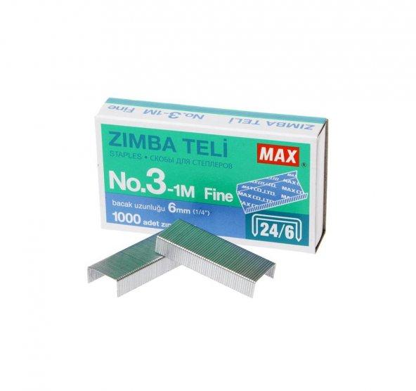 Max Zimba Teli No 3-1M 20 li