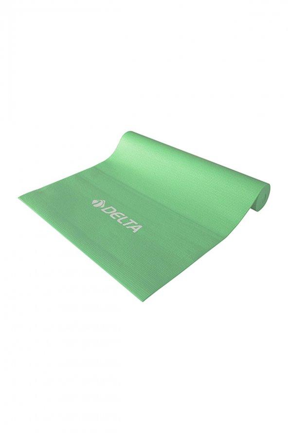 Delta DS 539 Pilates Mind&Yoga Mat Yeşil