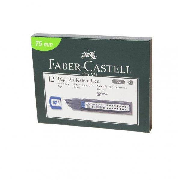 Faber Castell 0.7 Kalem Ucu 12 li