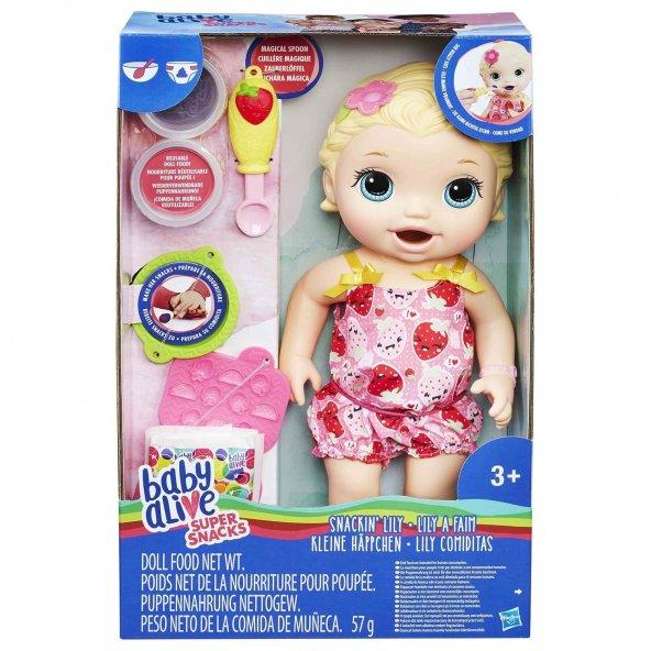 Baby Alive Lily İle Mama Eğlencesi