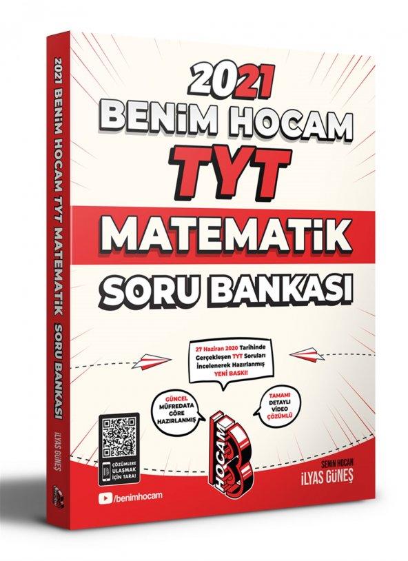 2021 TYT Matematik Soru Bankası Benim Hocam Yayınları