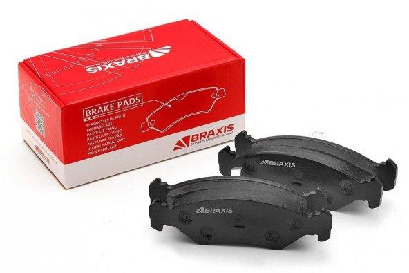BRAXIS FREN BALATASI ARKA FIAT 500 1.4 ABARTH 08/FIAT 500C 1.4
