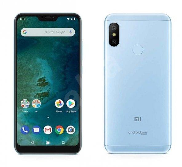 XİAOMİ Mİ A2 LİTE 64 GB 4 RAM CEP TELEFONU 2019