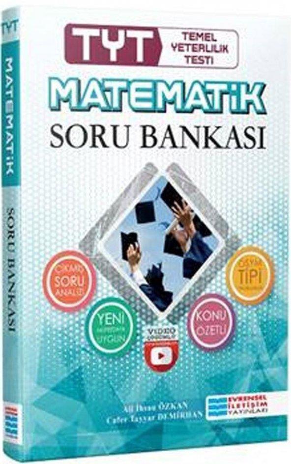 Evrensel İletişim Yayınları TYT Matematik Video Çözümlü Soru Bank