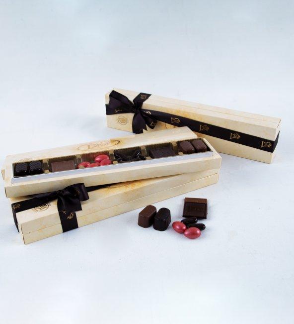 Liva Karışık Çikolata Kravat Kutu