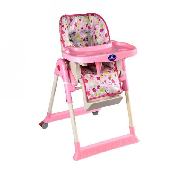 Pilsan Mama Sandalyesi Pembe BJ-2107517P