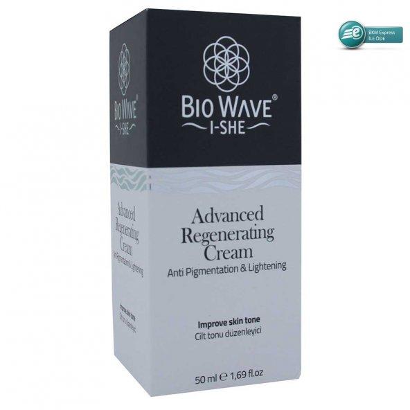 Bio Wave Advanced Regenerating Cream 50 ml Leke Karşıtı