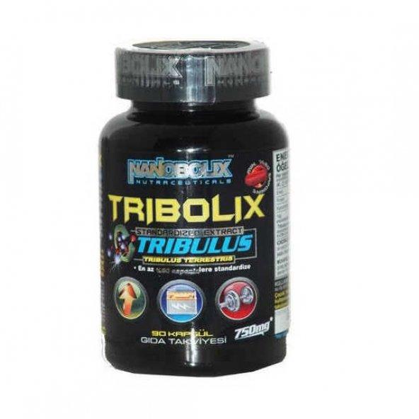 Nanobolix Tribolix Tribulus Terrestris (90 Kapsül)