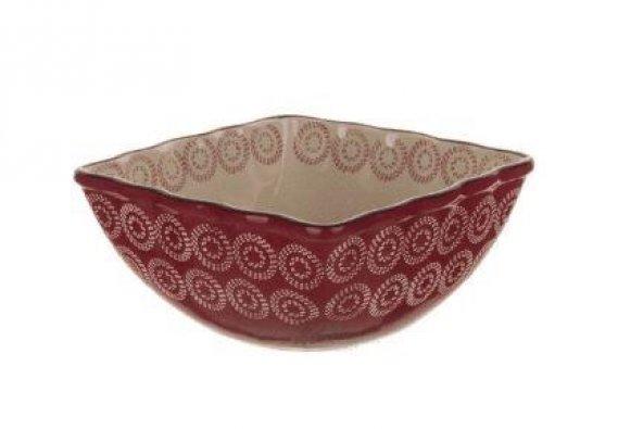 Aryıldız Orient Sd Kırmızı Salata Kasesi Küçük