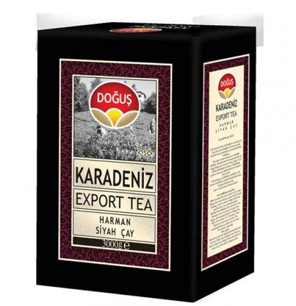 Doğuş Karadeniz Export 3000 gr Dökme Çay Karton Kutu