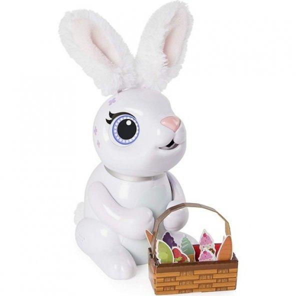 Zoomer Aç Tavşanım Beyaz