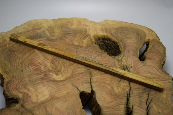 Öd Ağacı Tesbihlik Çıta 10x10x260mm