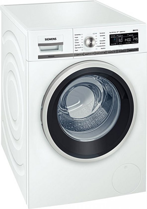 Siemens WM14W560TR A+++ 1400 Devir 9 kg Çamaşır Makinesi