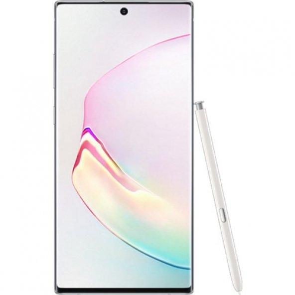 Samsung Galaxy Note 10 Plus 256 GB Beyaz (Samsung Türkiye Garanti