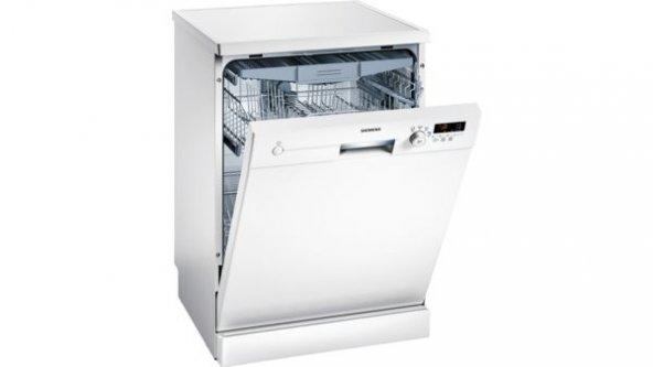 Siemens SN24D280TR Solo Bulaşık Makinesi 60 cm Beyaz