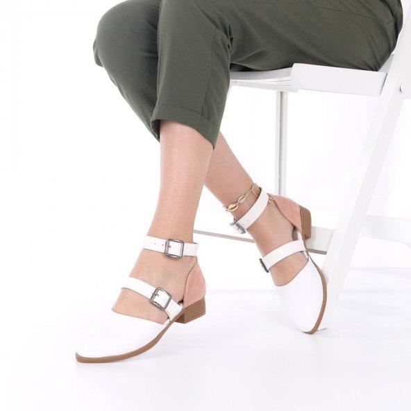 Tilia Kadın Günlük Ayakkabı - Siyah, Beyaz