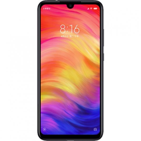 Xiaomi Redmi Note 7 128 GB Siyah (Xiaomi Türkiye Garantili)