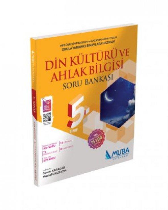 Muba 5. Sınıf Din Kültürü Soru Bankası