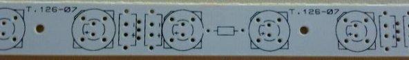 Flux-Normal Led Pcbsi (T 126-07) 50x1.2cm