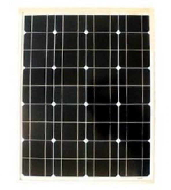 18 Volt 50Watt Solarcell Solar Güneş Paneli