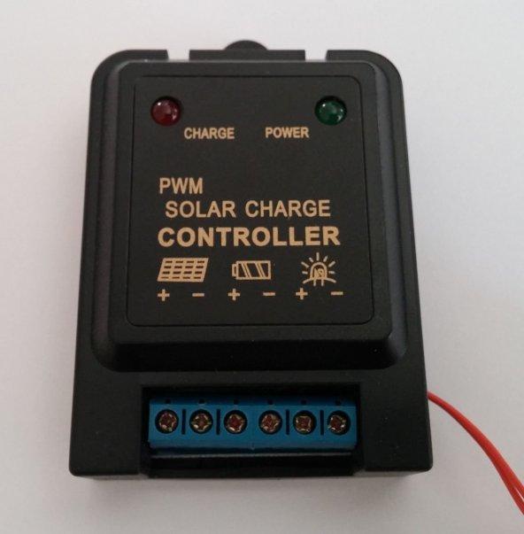 Solar Controller  (Solar Şarj Cihazı) 3 Amper