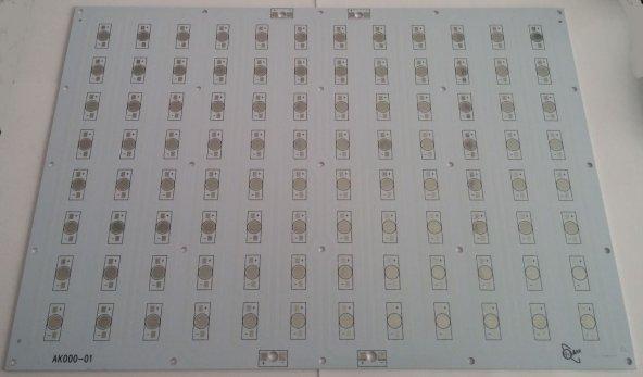 96 lı Projektör Pcb si 31x21cm AK000-04