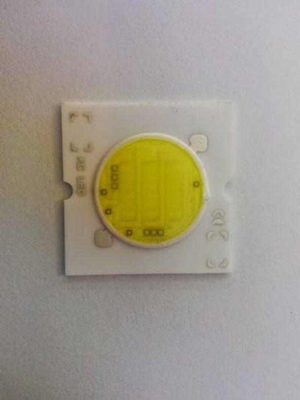 Beyaz 12 Watt 220 Volt Üstten Bağlantılı Powerled