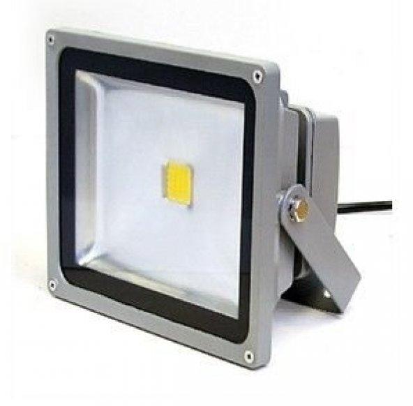 Beyaz 70 Watt Cob Projektör
