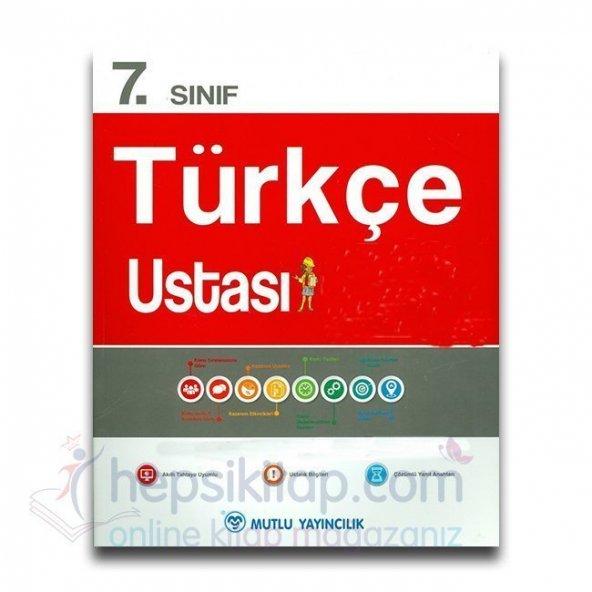 Mutlu 7. Sınıf Türkçe Ustası