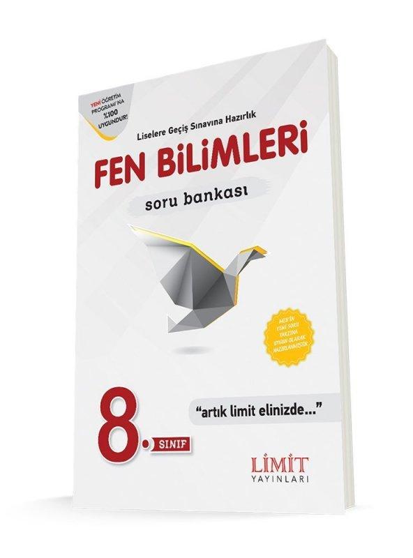 Limit 8. Sınıf Fen Bilimleri Soru Bankası