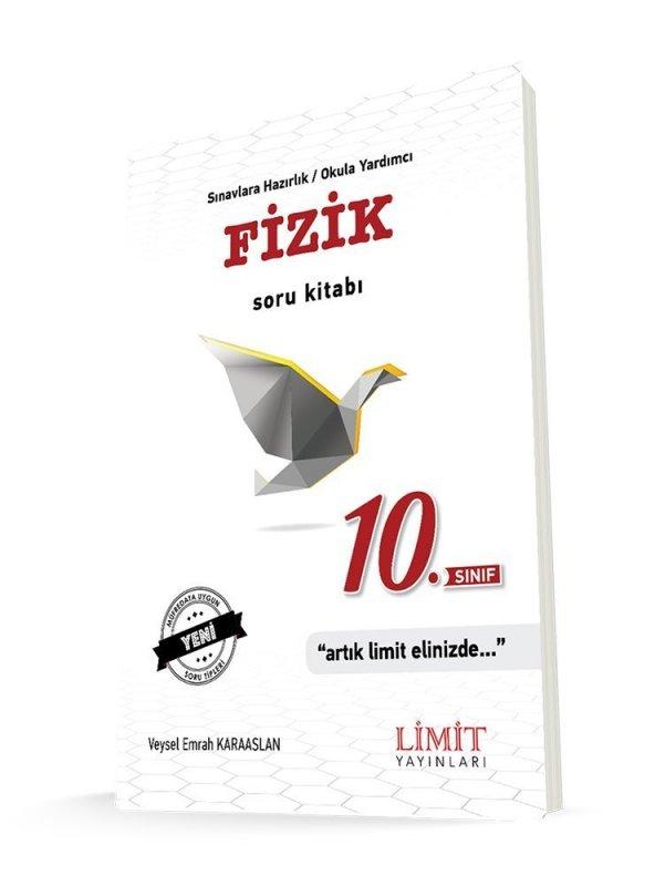 Limit 10. Sınıf Fizik Soru Bankası